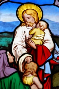 Jesus Christ & Children | Christ Episcopal Church Dayton, Ohio